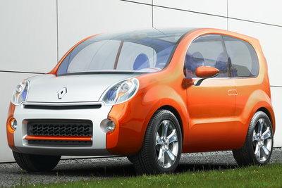 2007 Renault Kangoo Compact Concept