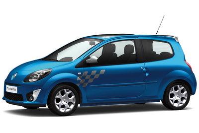 2007 Renault Twingo