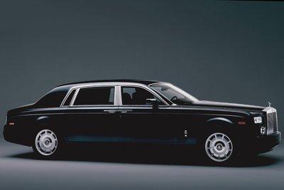2007 Rolls-Royce Phantom LWB