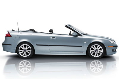 2007 Saab 9-3 60th Anniversary Convertible