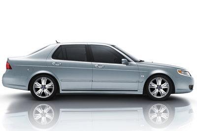 2007 Saab 9-5 60th Anniversary