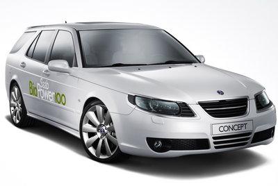 2007 Saab BioPower 100