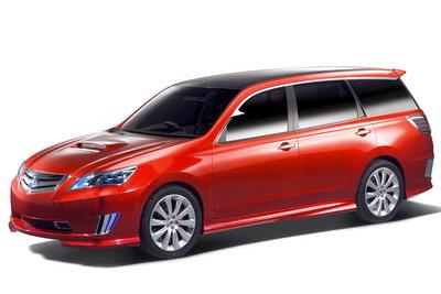 2007 Subaru Exiga