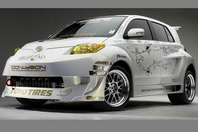 2007 Scion Team Auto Concept