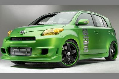 2007 Scion Team Hybrid xD