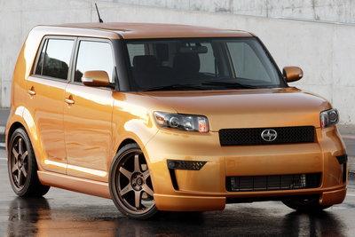 2007 Scion xB show car