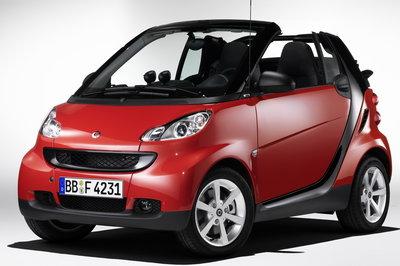 2007 Smart fortwo cabrio