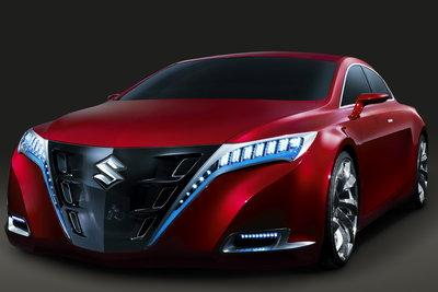2007 Suzuki Kizashi