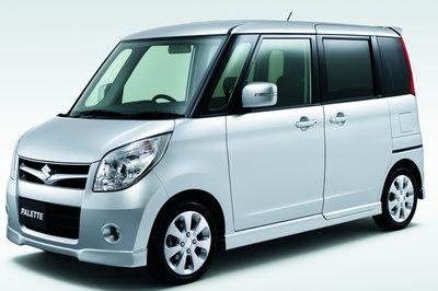 2007 Suzuki PALETTE