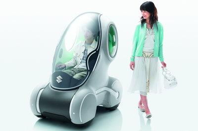 2007 Suzuki PIXY