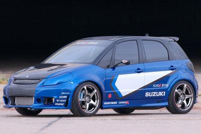 2007 Suzuki Zuk