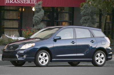 2007 Toyota Corolla Matrix