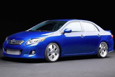 2007 Toyota Corolla S3