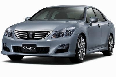 2007 Toyota Crown-HV