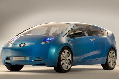 2007 Toyota Hybrid X