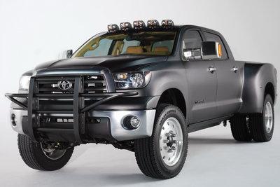 2007 Toyota SEMA Tundra Diesel Project Truck