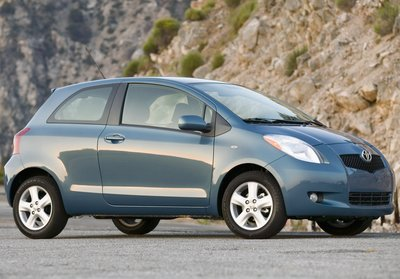 2007 Toyota Yaris 3d