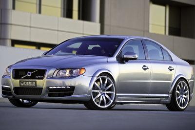 2007 Volvo S80 High Performance Concept