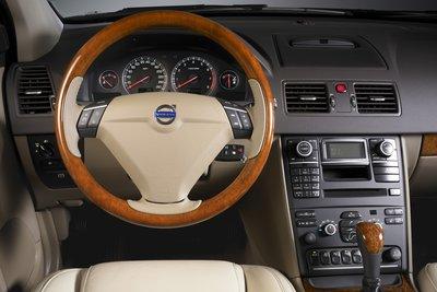 2007 Volvo XC90 Instrumentation