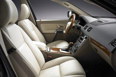 2007 Volvo XC90 Interior