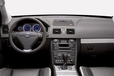 2007 Volvo XC90 Sport Instrumentation