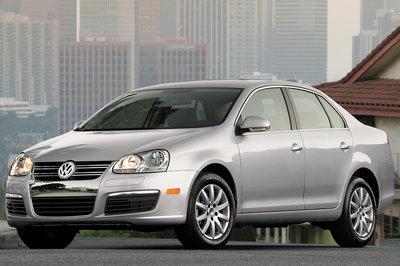 2007 Volkswagen Jetta 2.0T Sedan