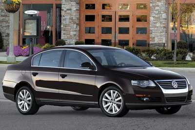 2007 Volkswagen Passat 3.6 4MOTION