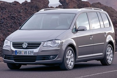 volkswagen touran 2 0 tsi 2007. Black Bedroom Furniture Sets. Home Design Ideas