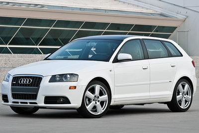 2008 Audi A3 S line