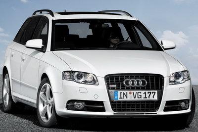 2008 Audi A4 S line Avant