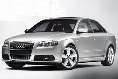 2008 Audi A4 S line Sedan
