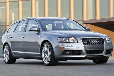 2008 Audi A6 Avant S line