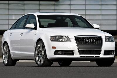 2008 Audi A6 S line Sedan