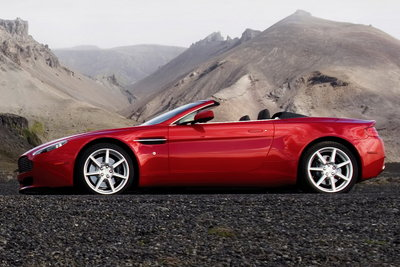 2008 Aston Martin V8 Vantage Convertible