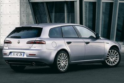 2008 Alfa Romeo 159 station wagon