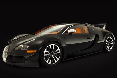2008 Bugatti EB16.4 Veyron Sang Noir