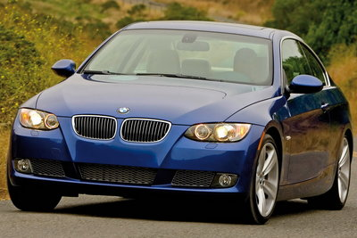 2008 BMW 3-Series Coupe