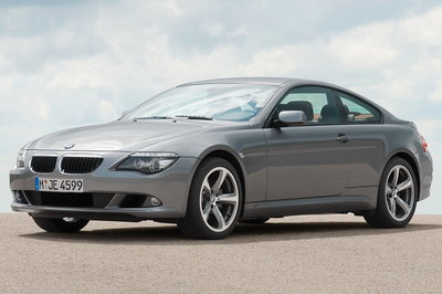 2008 BMW 6-series Coupe