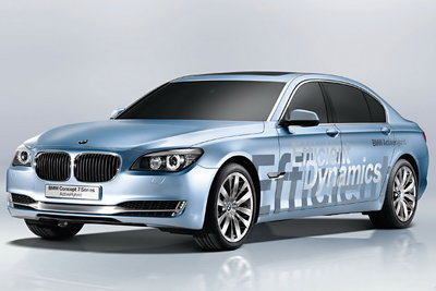 2008 BMW Concept 7 Series ActiveHybrid