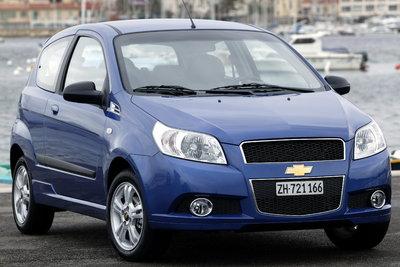 2008 Chevrolet Aveo 3-door