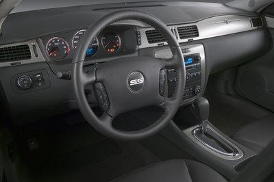 2008 Chevrolet Impala Instrumentation