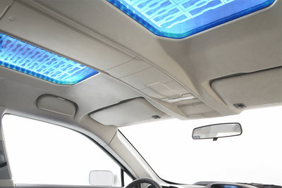 2008 Chevrolet Orlando Interior