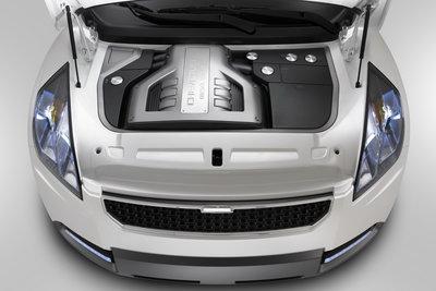 2008 Chevrolet Orlando Engine