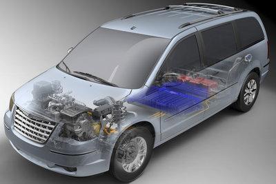 2008 Chrysler EV Prototype