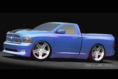 2008 Dodge Ram R/T