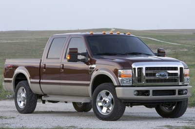 2008 Ford F-250/350/450 Super Duty Crew Cab