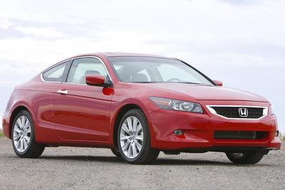 2008 Honda Accord EX-L Coupe