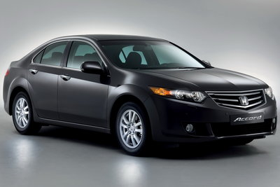 2008 Honda Accord Sedan