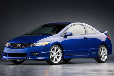 2008 Honda Civic Coupe HFP