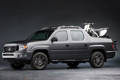 2008 Honda Ridgeline Powersports